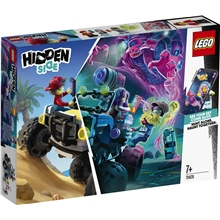 70428 LEGO Hidden Side Jacks Strandbil