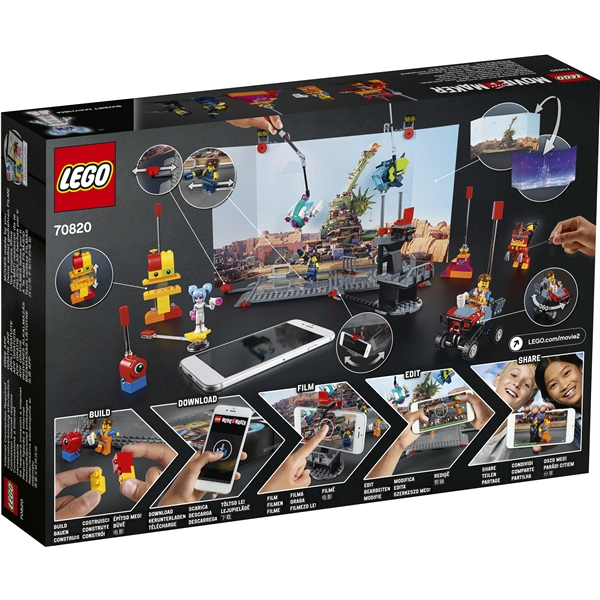 70820 LEGO Movie LEGO® Movie Maker (Bild 2 av 4)