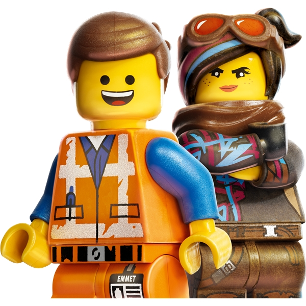 70820 LEGO Movie LEGO® Movie Maker (Bild 4 av 4)