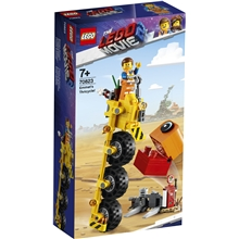 70823 LEGO Movie Emmets Trehjuling