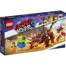 70827 LEGO Movie  UltraKatty & Krigar-Lucy