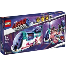 70828 LEGO Movie  Pop-up Partybuss
