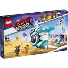 70830 LEGO Movie Milda Vildas Systar-skepp!