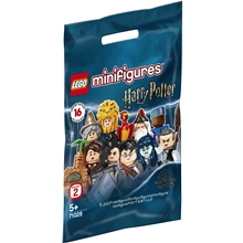 71028 LEGO Minifigures Harry Potter Serie 2