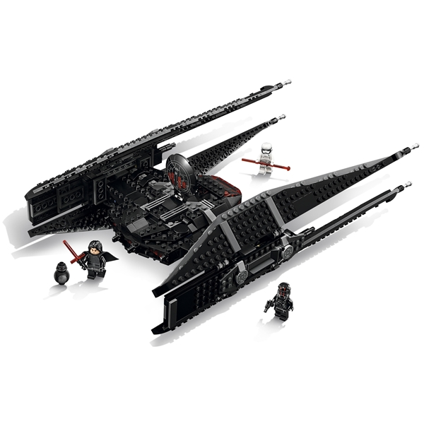 75179 LEGO Star Wars Kylo Ren's TIE Fighter (Bild 4 av 8)