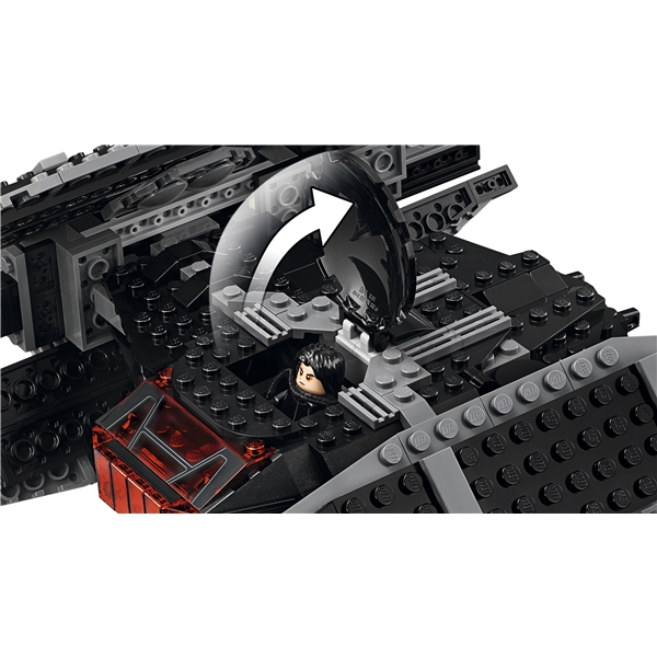 75179 LEGO Star Wars Kylo Ren's TIE Fighter (Bild 5 av 8)