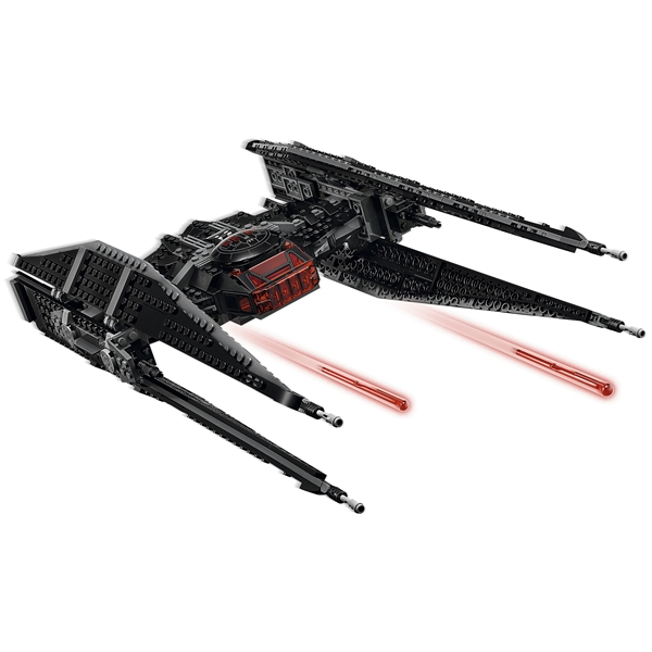 75179 LEGO Star Wars Kylo Ren's TIE Fighter (Bild 8 av 8)