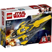 75214 LEGO Star Wars TM Anakins Jedi Starfighter