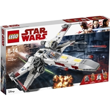 75218 LEGO Star Wars TM X-Wing Starfighter