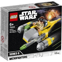 75223 LEGO Star Wars Naboo Starfighter™