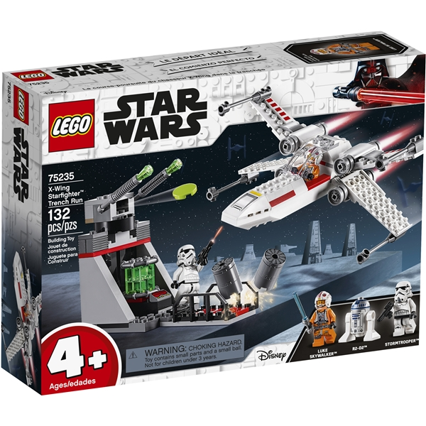 75235 LEGO Star Wars X-Wing Starfighter™ (Bild 1 av 3)