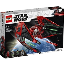 75240 LEGO Star Wars Major Vonreg's TIE Fighter