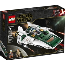 75248 LEGO StarWars Resistance AWing Starfighter