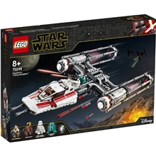75249 LEGO Star Wars Resistance YWing Starfighter
