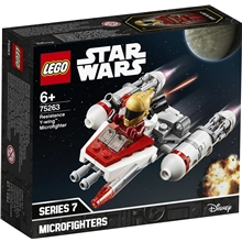 75263 LEGO Star Wars Resistance YWing Microfighter