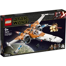 75273 LEGO Star Wars Poe Dameron's X-Wing Fighter