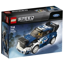 75885 LEGO Speed Ford Fiesta M-Sport WRC