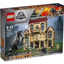 75930 LEGO Indoraptor Attacken Lockwood Estate