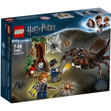 75950 LEGO Harry Potter Aragogs Håla