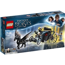 75951 LEGO Harry Potter Grindewalds Flykt