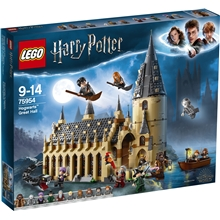 75954 LEGO Harry Potter Stora salen på Hogwarts