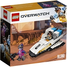 75970 LEGO Overwatch Tracer vs. Widowmaker