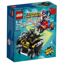 76092 LEGO Mighty Micros Batman/Harley Quinn