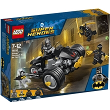 76110 LEGO Batman The Attack of the Talons