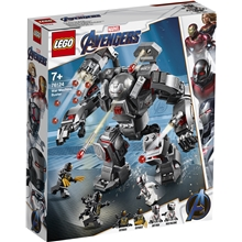 76124 LEGO Super Heroes War Machine Buster