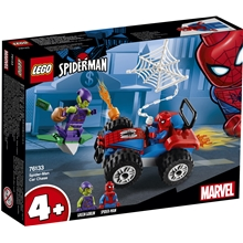 76133 LEGO Marvel Spider-Man Biljakt