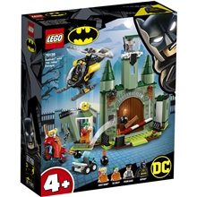 76138 LEGO Super Heroes Batman och Jokerns Flykt