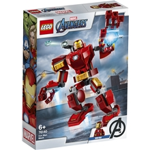 76140 LEGO Super Heroes Iron Mans Robot