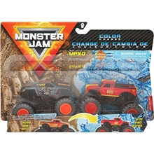 Monster Jam 1:64 2-Pack