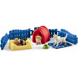 Schleich 42480 Kennel