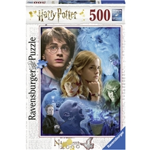 Pussel 500 Bitar Harry Potter