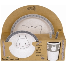 Forest Friends Melaminset 5-delar
