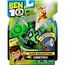 Ben 10 Action Projection Omnitrix