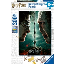 Pussel XXL 200 Bitar Harry Potter