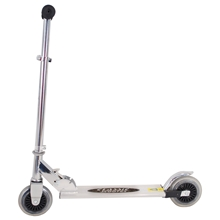Sparkcykel Classic Silver