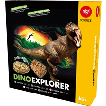 Alga Science Dino Explorer