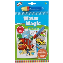 Water Magic Fordon