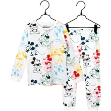 86-92 CL - Whistle Pyjamas Musse Pigg