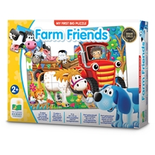 My First Big Floor Puzzle Farm Friends
