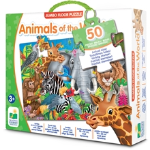 Floor Puzzles Animals of the World