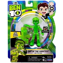 Ben 10 Out of the Omnitrix Glitch Ben