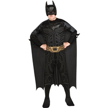 Batman Maskeraddräkt Dark Knight Rises 8-10 år