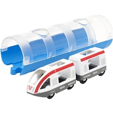 BRIO 33890 Travel Train & Tunnel 1 st