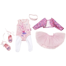BABY Born Boutique Deluxe Ballerina Set