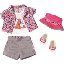 BABY born Play & Fun Deluxe Camping Outfit