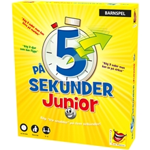 ALF På 5 Sekunder Junior